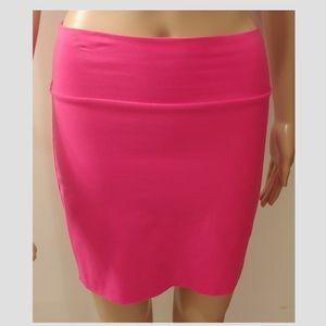 Ladies mini skirts!
